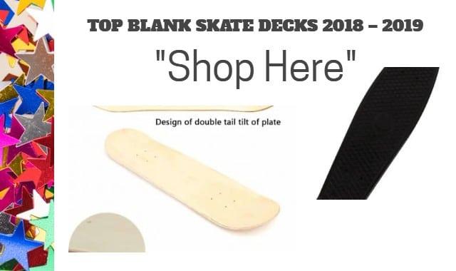 Blank Skate Deck Review