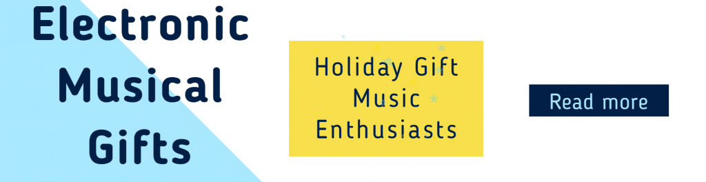 Electronic Musical Gifts