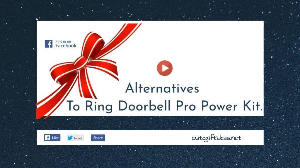 ring doorbell pro installation